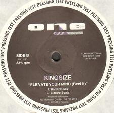 KINGSIZE FUNK - élevées Your Mind (Feel It) - One