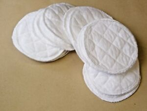 Reusable Make Up Pads - Pick your pack size! 100% Cotton Wipes