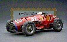 RACE WEATHERED | Exoto 1952 Ferrari 500 F2 | A. Ascari | 1:18 | #GPC98100FLP