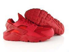 Nike Air Huarache Run Triple Red October UK_14 US_15 Eur 49.5
