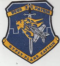 VFA-32 SWORDSMEN GYPSY PLANE CAPTAIN PATCH