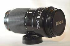 Nikon AF Nikkor 70-210mm f/4 Constant FX lens for D610 D700 D600 D750 D7200 DF