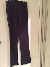 Marika Cool Max Grey Athletic Pants w/Blue + Grey Piping down leg (MEDIUM) Good