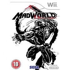 Madworld Game Wii