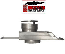 6 in. Liner Off-Set Box for Chimney Fireplace Insert