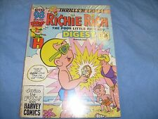 Harvey Comics Richie Rich Comic Book #11 Nice  /f2