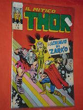 THOR IL MITICO- N° 10 - PRIMA SERIE 1°-DEL 1971 -EDIZIONI CORNO - RARO