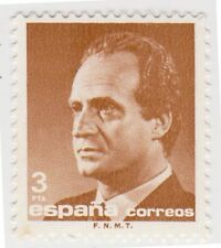(SPA101) 1985 Spain 3p brown fine used ow2811