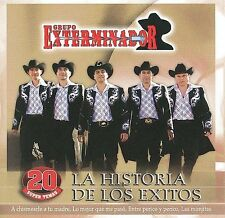 FREE US SHIP. on ANY 2+ CDs! ~Used,Good CD Grupo Exterminador: Historia De Los E