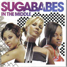 Sugababes-In the middle cd single