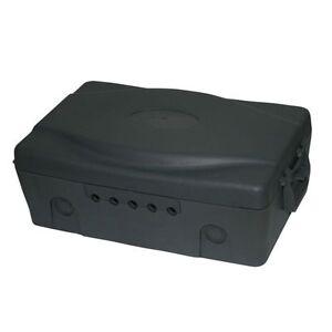 Masterplug Weatherproof IP54 Outdoor Electric Socket Junction Box Garden Power