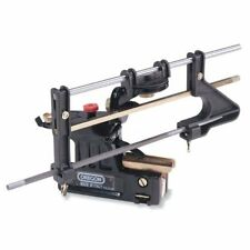 Professional Chainsaw Bar-Mount File Guide Sharpener