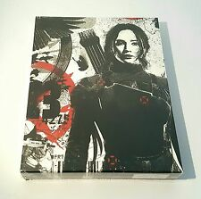 THE HUNGER GAMES MOCKINGJAY PT. 1 Blu-ray STEELBOOK [FILMARENA] FULLSLIP OOS/OOP