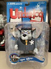 New Mezco classic TV series Underdog Riff Raff Mob action figure