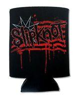 Slipknot Flag Logo Black Beverage Beer Soda Can Cooler New Official Band Music