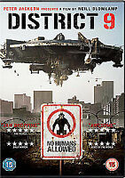 District 9 [DVD] New Sealed