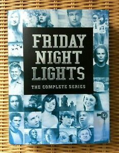 Friday Night Lights The Complete Series DVD Set--Missing 1 Disc