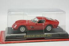 Ixo Carrera 1/43 - Ferrari 250 GTO 1962 Rojo