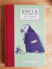 Uncle Cleans Up (New York Review Childrens Collection), Martin, J.P. Hardback