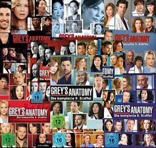 GREYS ( GREY'S ) ANATOMY 1-9 DIE KOMPLETTE DVD STAFFEL 1 2 3 4 5 6 7 8 9 DEUTSCH
