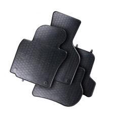 Gummifussmatten Satz VW Golf 5 6 Jetta Scirocco vorn hinten Gummi Fußmatten