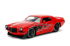 Bigtime Muscle Chevy® Camaro® Hard Top (1971, 1/24 scale diecast model car (Red)
