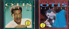 2 CDs - OTIS REDDING - The Very Best Of Otis Redding Vol.1+2