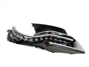 Blinker Blinkleuchte und Tagfahrlicht für Scheinwerfer Li orig. A4 8K B8 S4 07-1