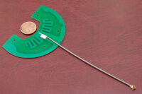Alda PQ Antenne PCB pour 2G, UMTS, GPS avec UFL Fiche et 10cm Câble +2 dBi
