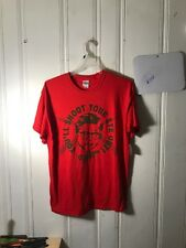 A Christmas Story Tee Red Xl Graphic S/S Nwt A775