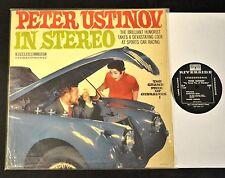 Peter Ustinov Riverside 1127 The Grand Prix Of Gibralter