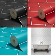Unbranded Tile Paper Wallpaper Rolls & Sheets