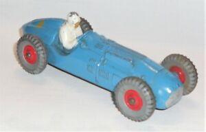 DINKY TOYS -  TALBOT LAGO GRAND PRIX RACING CAR 1962-64 (RED PLASTIC HUBS)