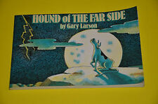 Hound of The Far Side by Gary Larson Humor Comic Strip Style Book LN