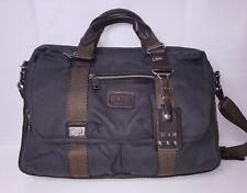 Tumi Alpha Bravo Pinckney 17 Briefcase Laptop Messenger Shoulder Bag 222634 MINT