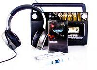 Van Halen: Van Halen (1978, Warner Bros. Records, M5 3075) ~ Cassette Tape