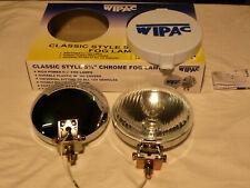 Wipac Nebelscheinwerfer Zusatz Chrom 2 Stück Rover Mini 135mm