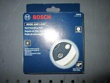 BOSCH RS032 HARD SANDING PAD HOOK AND LOOP NEW/UNUSED