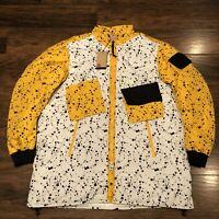 NikeLab ACG Insulated Jacket AQ3531-100 White/Yellow Ochre Men's NEW