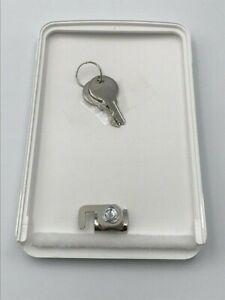 Caravan / Motorhome - Whale Easi Slide Water Locking Filler Lid / Keys - AK1432C