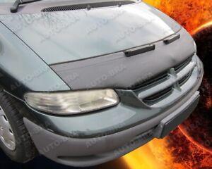 BONNET BRA Chrysler Grand Voyager Dodge Caravan 1996-2000  STONEGUARD PROTECTOR
