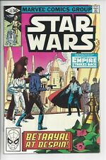 Star Wars 43 (9.2) NM -1980/81 - First Land Calrissian - Unread Copy