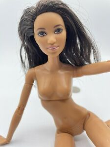 Mattel Barbie Doll 2015 Made to Move Fully Jointed Articulated Poseable