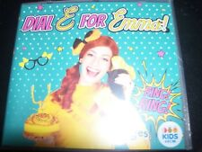 The Wiggles EMMA DIAL E FOR (Yellow Wiggle) (Australia) CD – New