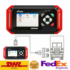 XTOOL HD900 OBD2 Auto Code Reader Diagnostic Scanner Tool For Heavy Duty Truck