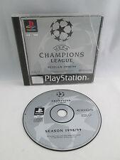 Playstation PS1 PSX - UEFA Champions League Seizoen 1998 / 99 PSone