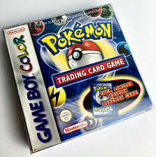 POKEMON: TRADING CARD GAME - Rare Boxed Nintendo Game Boy Color GBC TCG Game