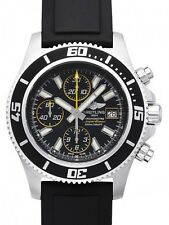 BREITLING Superocean Chronograph II Gents Watch A1334102/BA82/131S RRP £4130 NEW