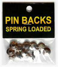 New Quality Bag of 12x Secure Spring Loaded Pin Locks/ Pin Guards/ Pin Saver