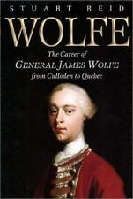 General James Wolfe Battles of Quebec Culloden British Army Military History HC